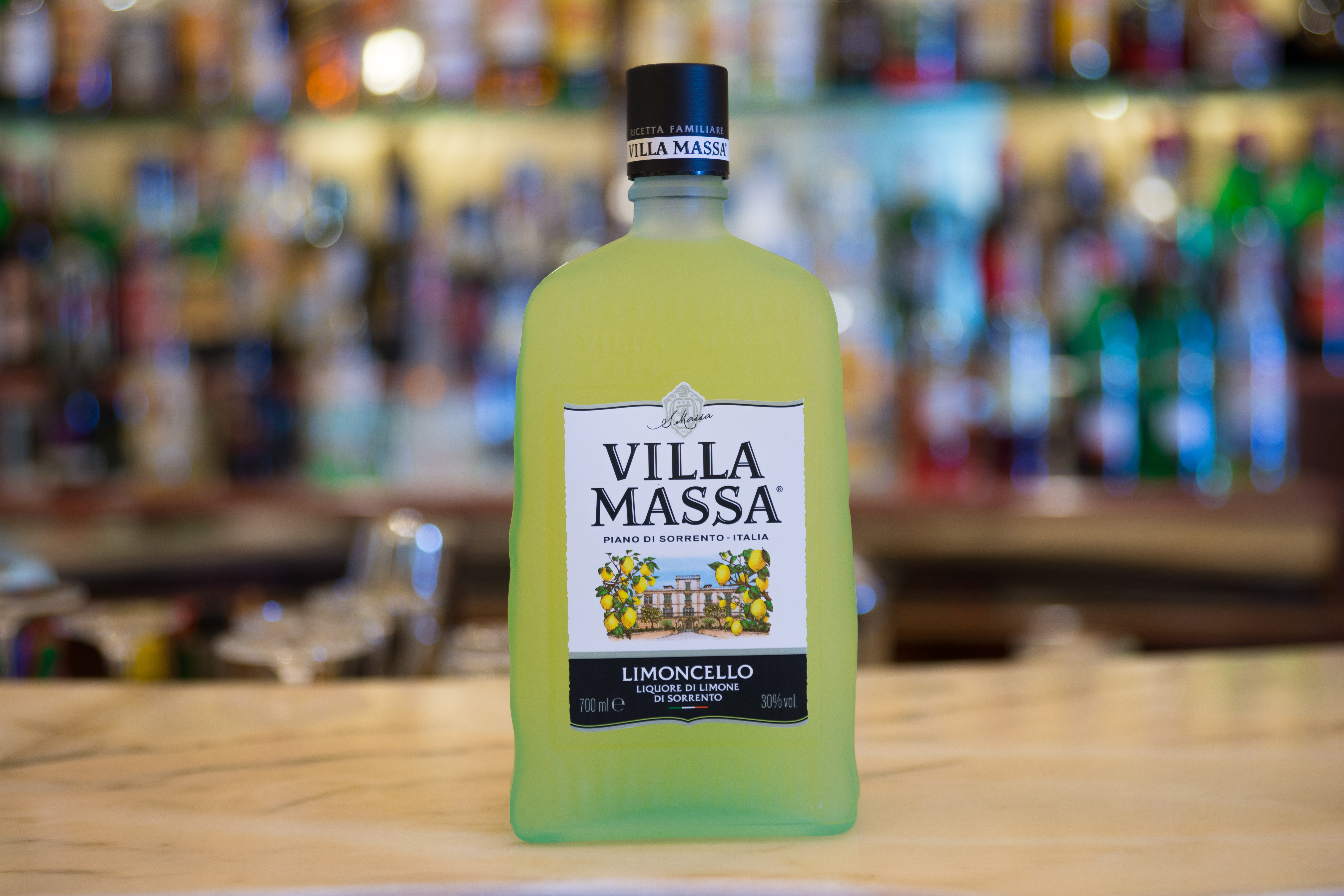 Villa Massa revitalises limoncello category with new packaging
