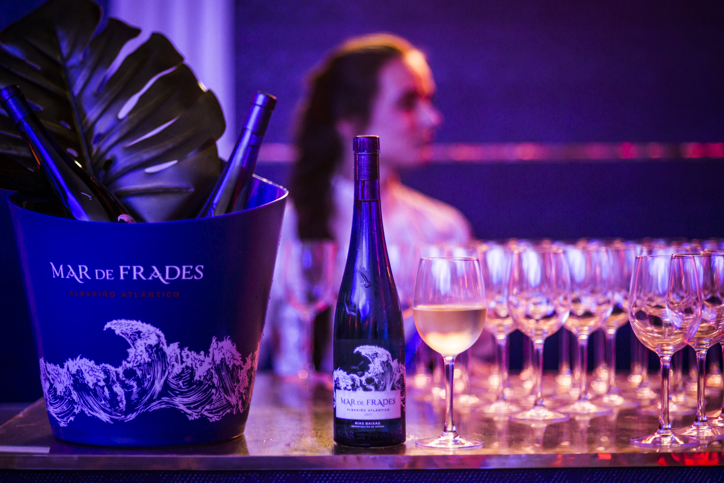 MAR DE FRADES AND LICOR 43, MADRID FASHION WEEK OFFICIAL SPONSORS